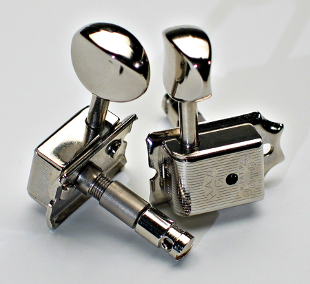 gotoh kluson locking tuners with staggered height posts. Black Bedroom Furniture Sets. Home Design Ideas